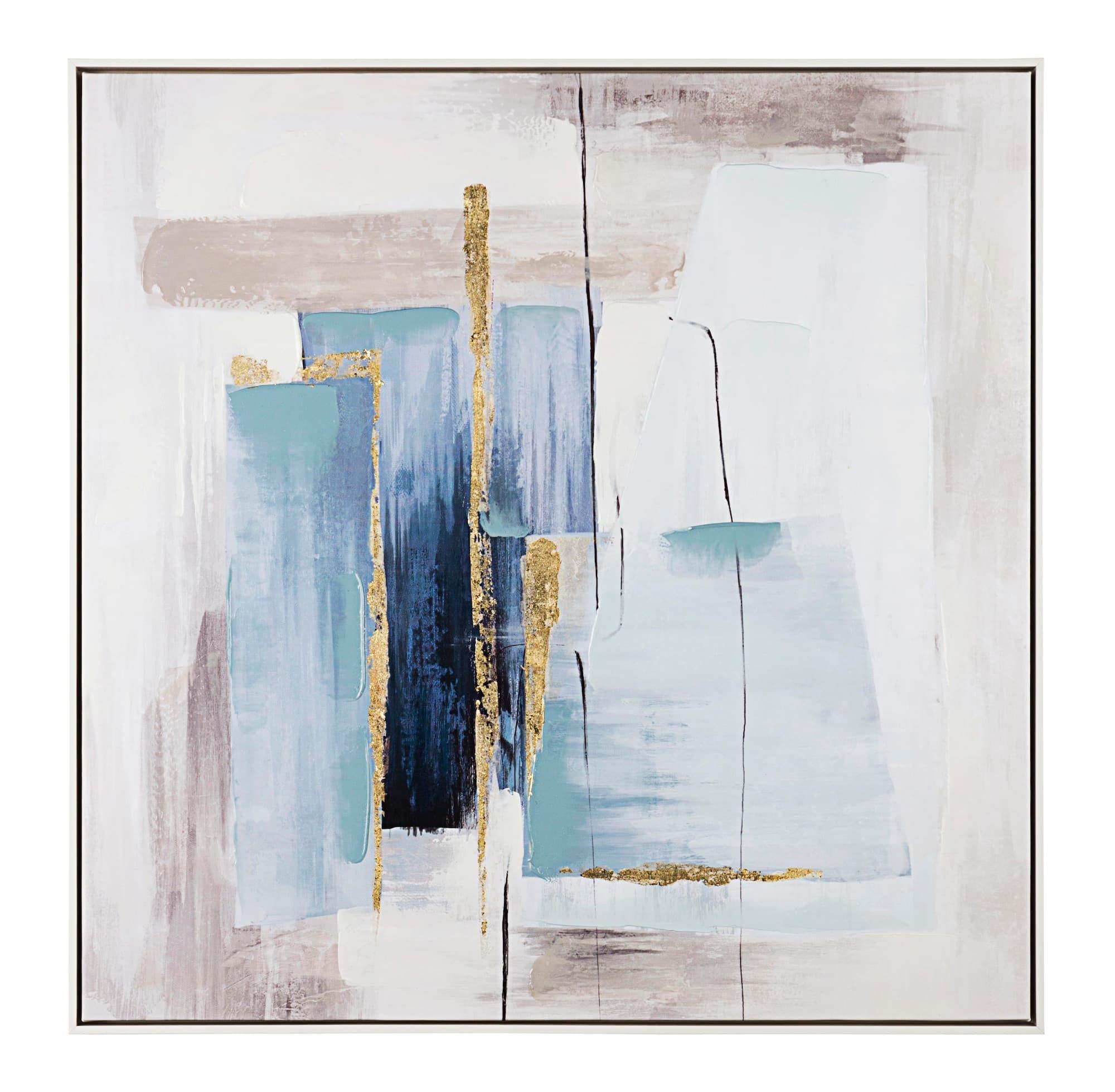 Tablou Canvas Crown P2379-1, 82,5 x 82,5 cm imagine