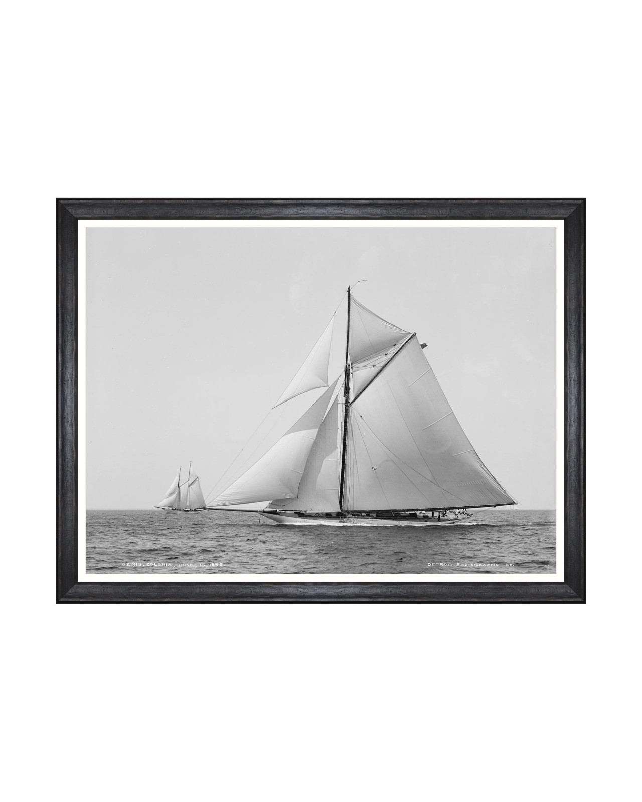 Tablou Framed Art America's Cup - Colonia 1895, 80 x 60 cm imagine