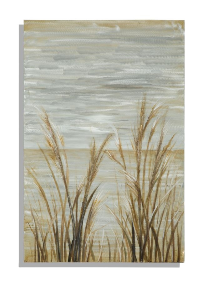 Tablou pictat manual The Sea, 60×90 cm