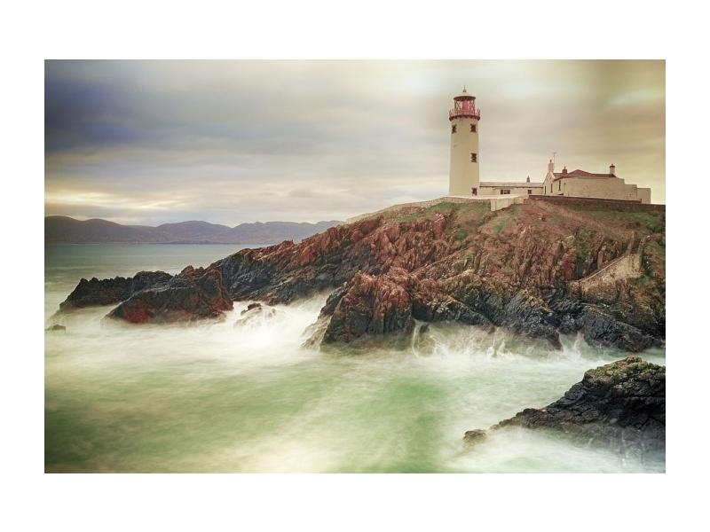 Tablou Sticla Lighthouse, 120 x 80 cm poza