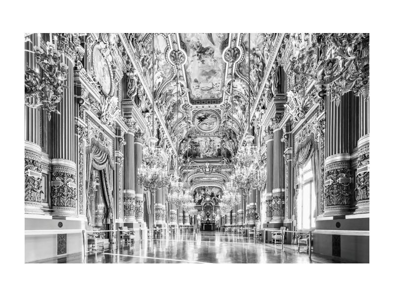 Tablou Sticla Palace, 120 x 80 cm imagine