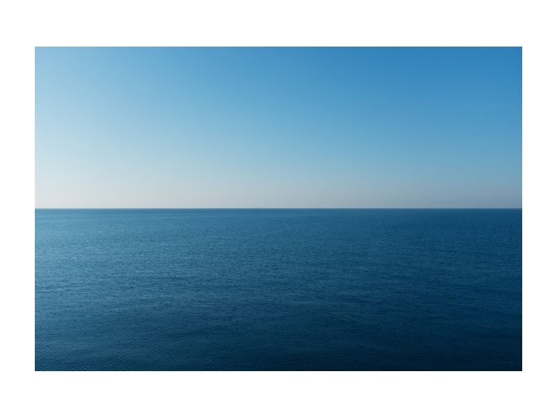 Tablou Sticla Sea View, 120 x 80 cm imagine
