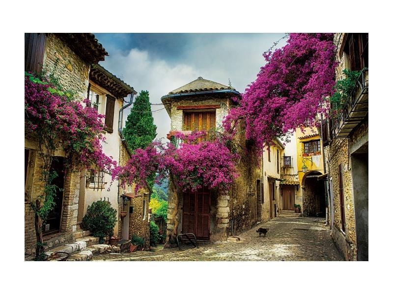 Tablou Sticla Street View I, 120 x 80 cm