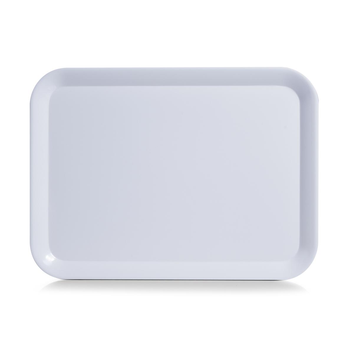 Tava pentru servire Aqua, Melamina, l43,5xA32,5 cm poza