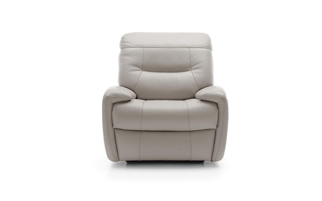 Fotoliu recliner Tempo Grey