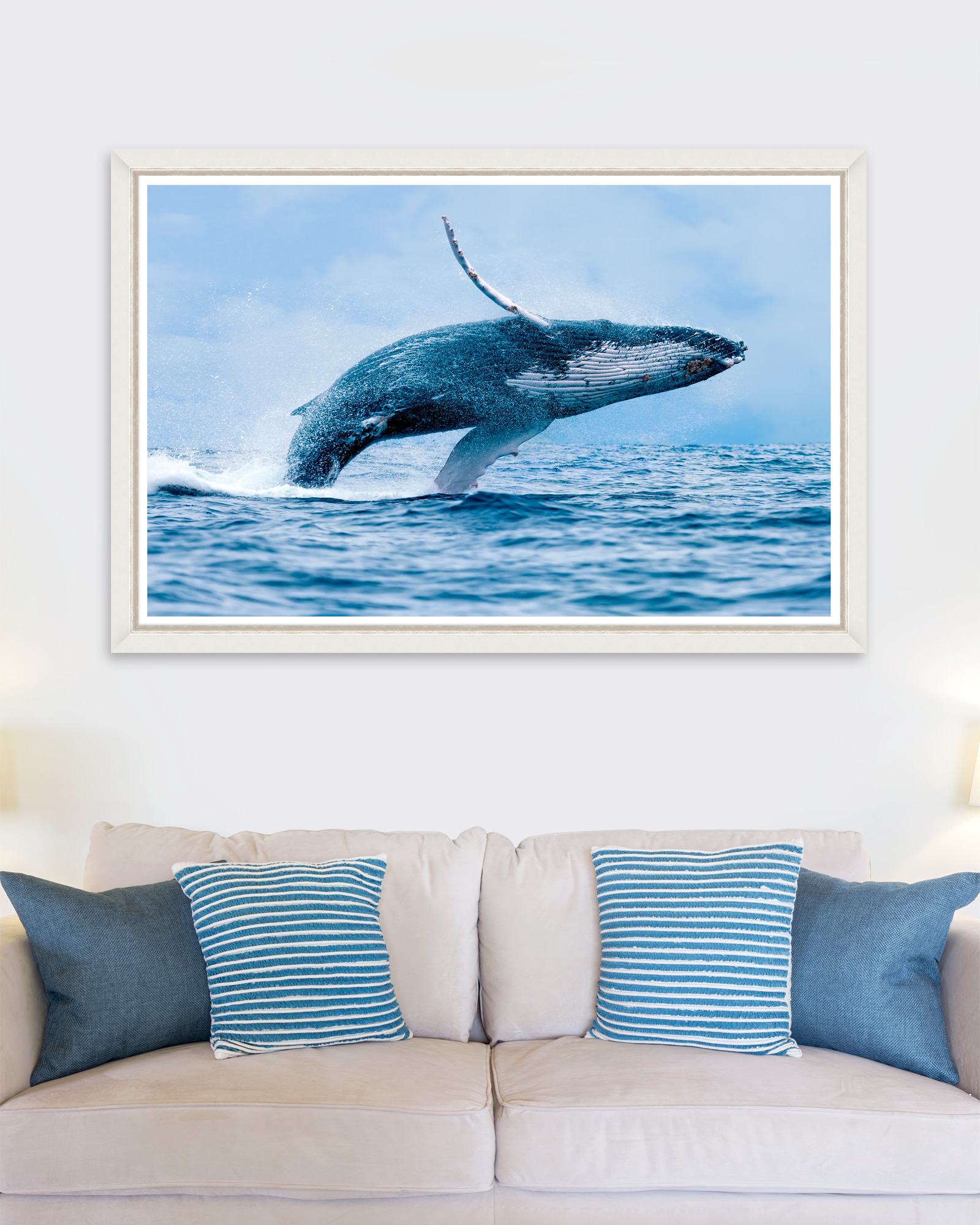 Tablou Framed Art The Whale