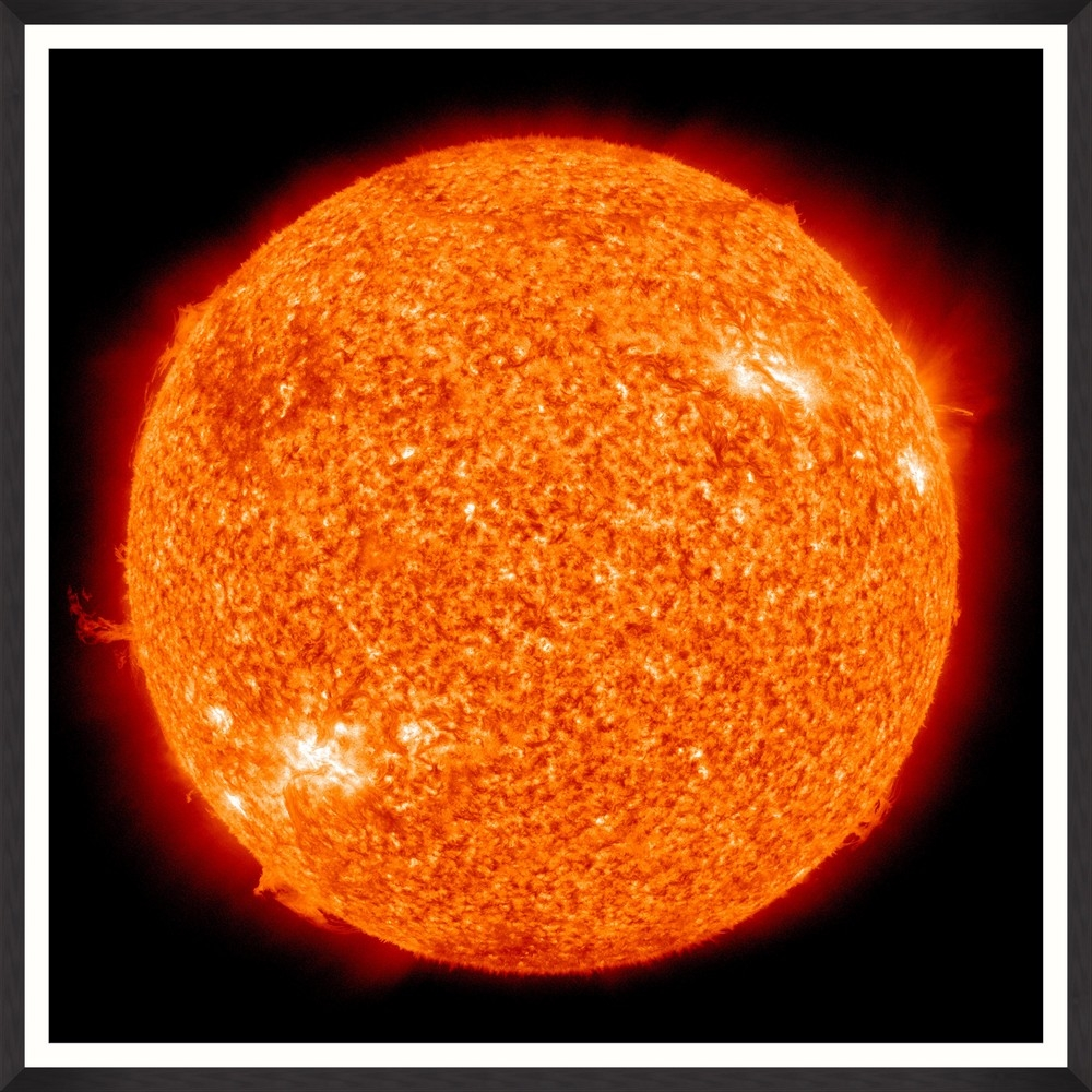 Tablou Framed Art The Sun By NASA