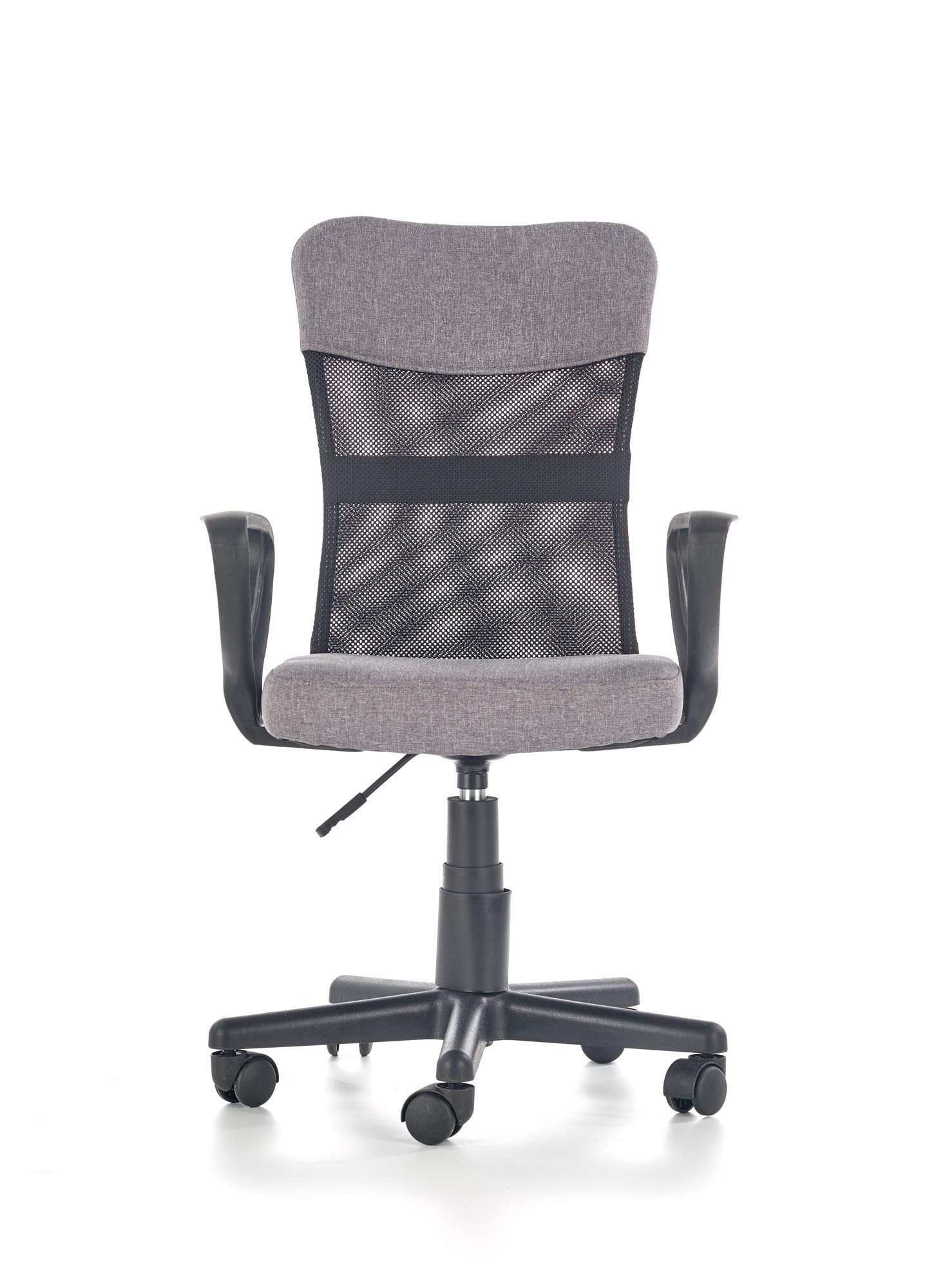 Scaun de birou pentru copii Timmy Grey / Black