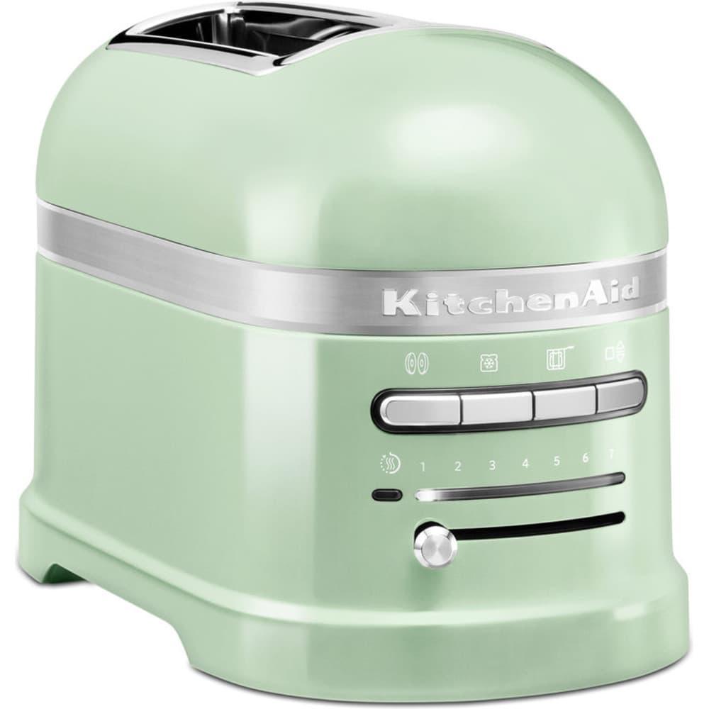 Toaster 2 sloturi, Artisan 5KMT2204EPT, Fistic, 1250W, KitchenAid somproduct.ro
