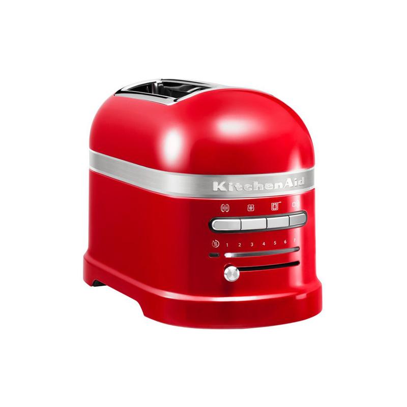 Toaster 2 sloturi Artisan 5KMT2204E, 2500W, KitchenAid poza