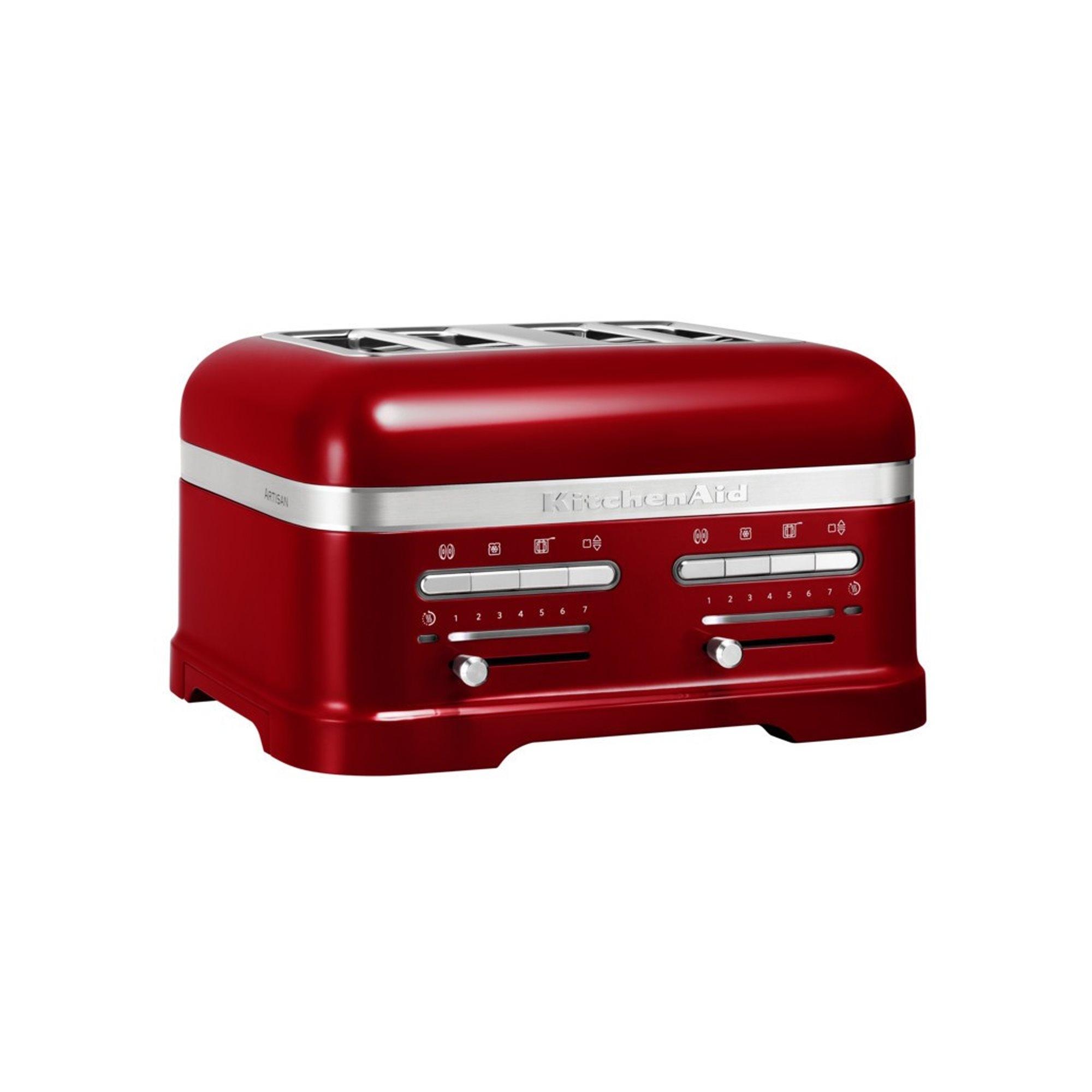 Toaster 4 sloturi Artisan 5KMT4205E, 2500W, KitchenAid imagine 2021
