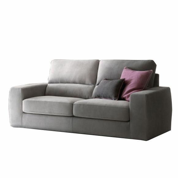 Canapea fixa 3 locuri Tommy, l206xA100xH96 cm