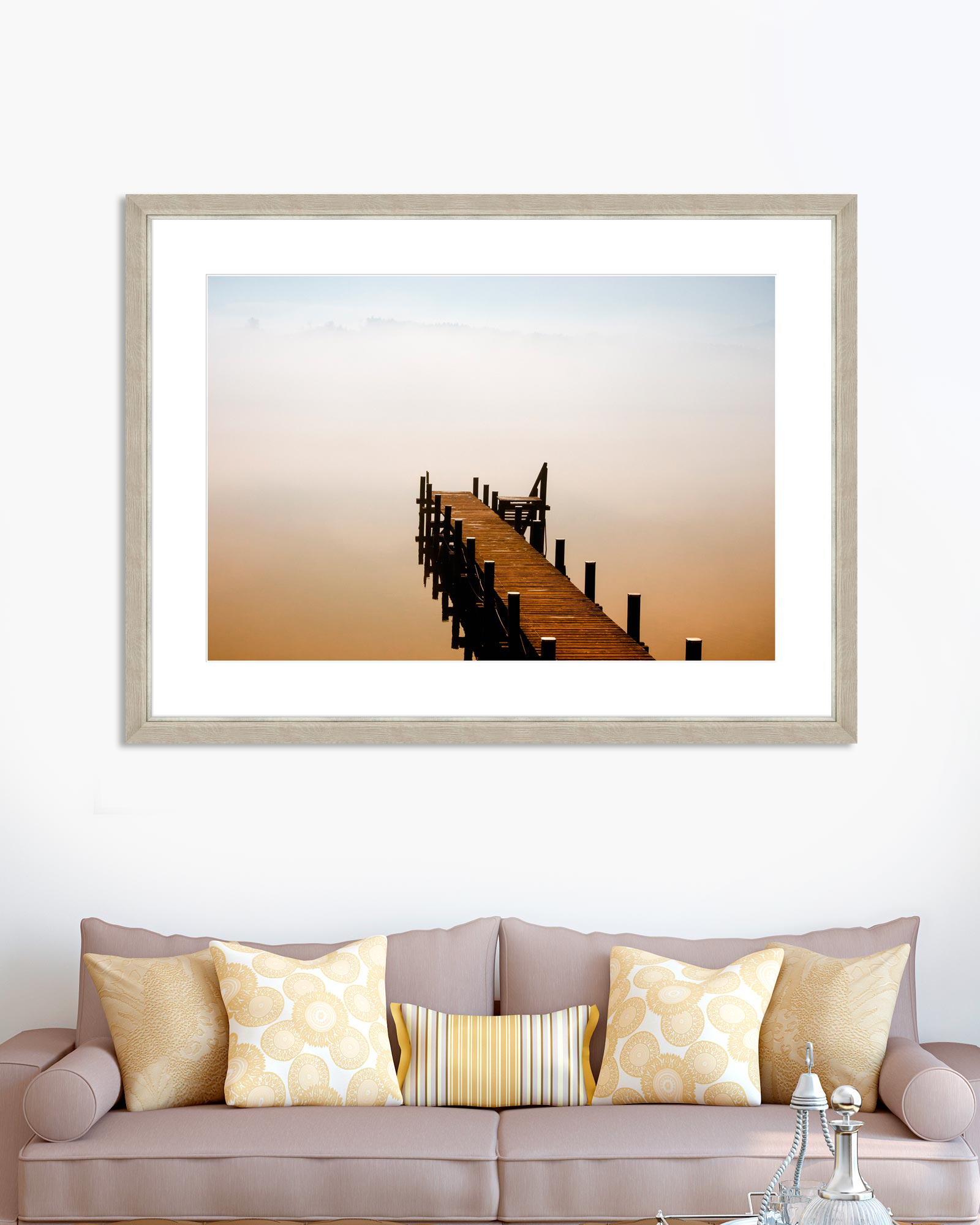 Tablou Framed Art Tranquil lake