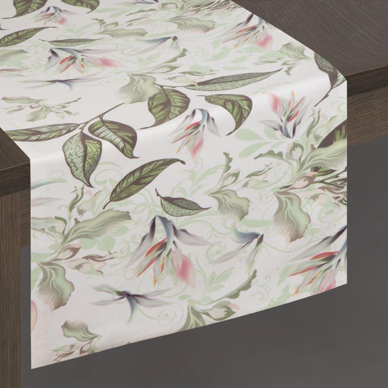 Traversa masa Aldo Velvet Multicolor, 35 x 180 cm