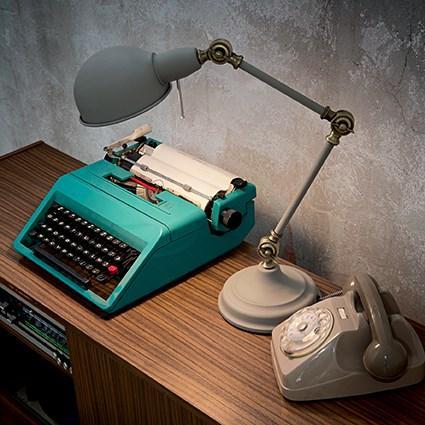 Lampa de birou Truman TL1 Grey