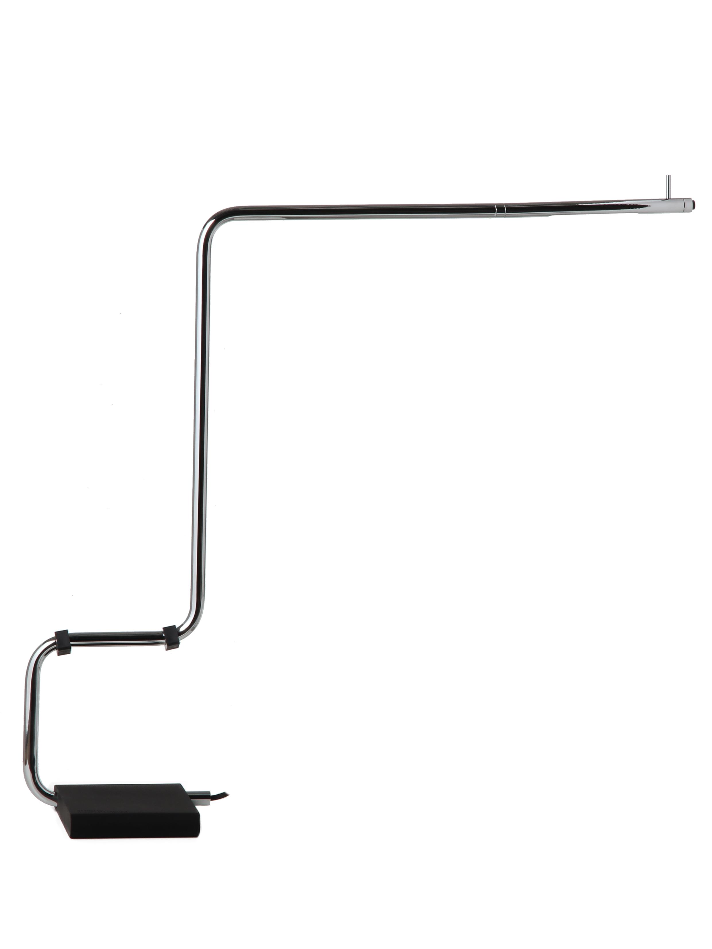 Lampa de birou Tumble Chrome