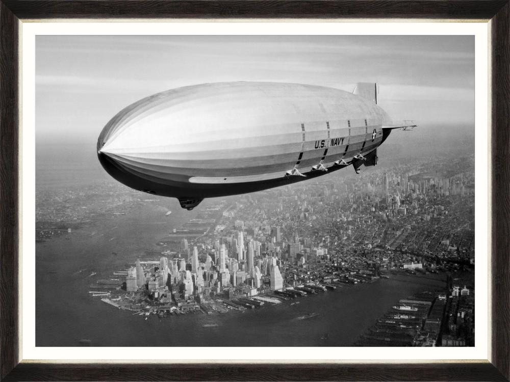 Tablou Framed Art US Navy Zeppelin imagine