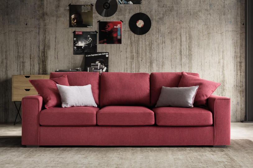 Canapea fixa 3 locuri Vanity