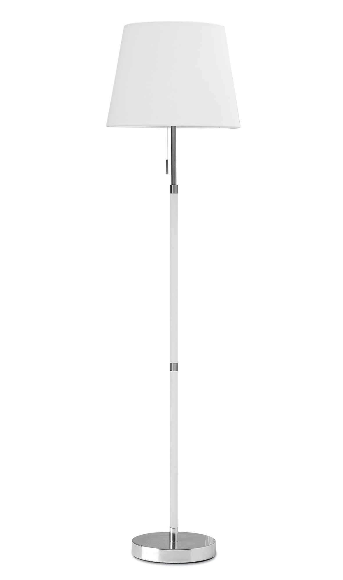 Lampadar Venice White / Chrome