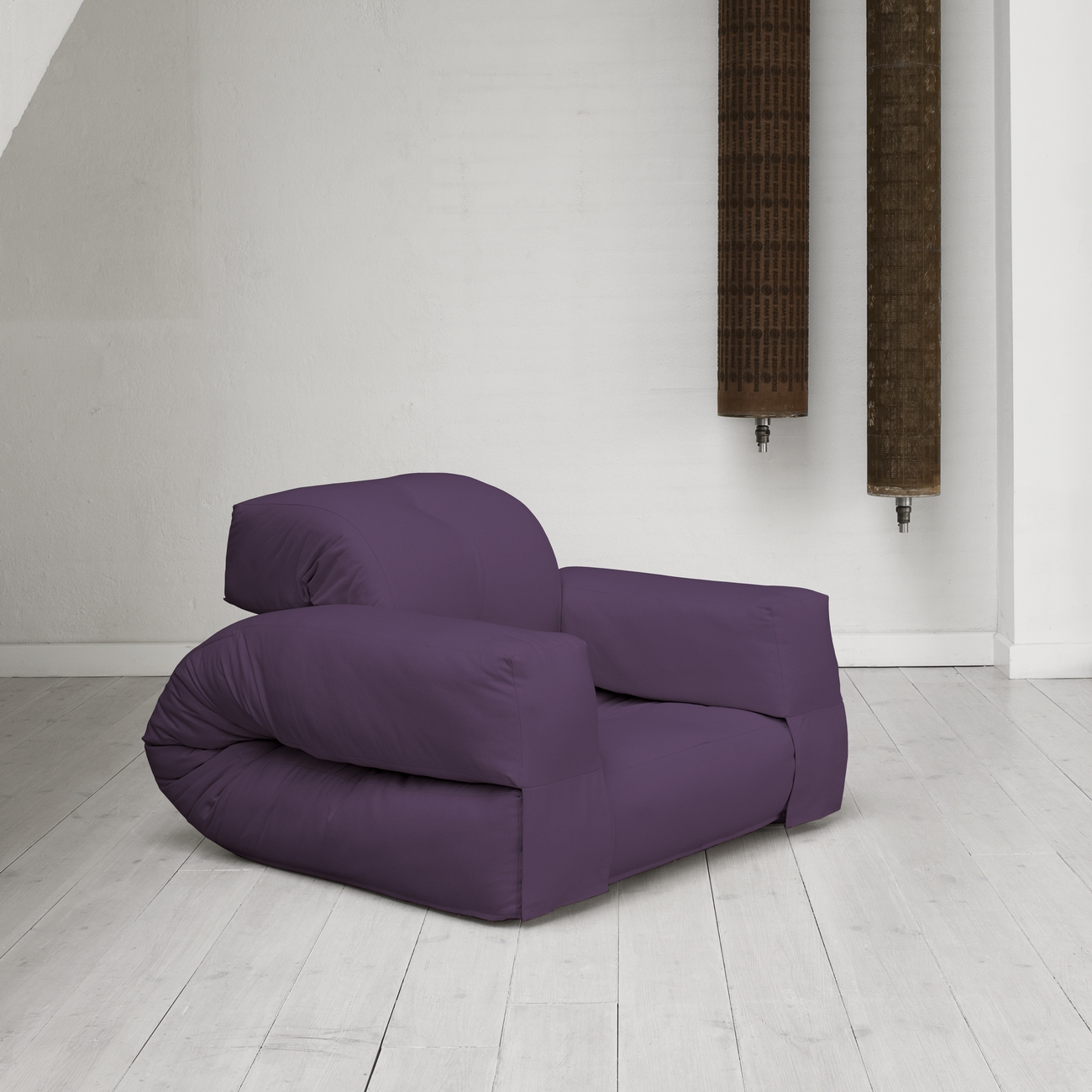 Fotoliu extensibil Hippo-Violet