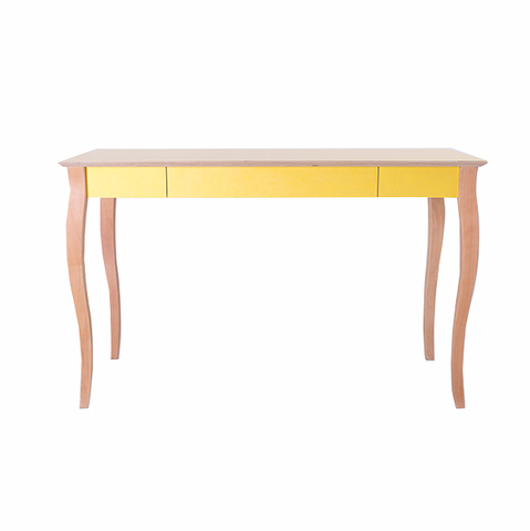 Masa de birou Writing desk ToDo Yellow, L119xl57xh74 cm