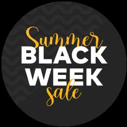 Summer Black Week Sale