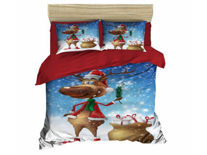 Lenjerii de Pat de Crăciun