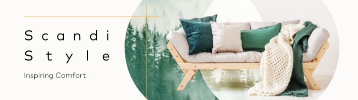 Scandi Style - Inspiring Comfort